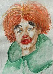 Ssend in the Clown  by Betty Pimm