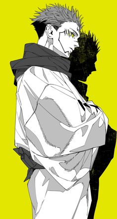 Manga Anime, Anime Guys, Anime Art, Cool Anime Wallpapers, Animes Wallpapers, Ju Jitsu, Arte Cyberpunk, Anime Characters, Character Art