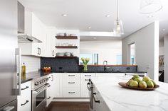 Modern Rustic Home by Regan Baker Design
