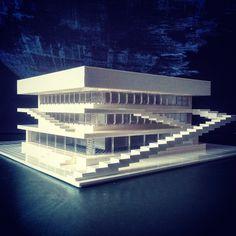 Brutalist Buildings Made From Lego Bricks – iGNANT.de