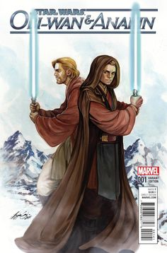 *Dinged & Dented* (W) Charles Soule (A) Marco Checchetto (CA) Siya Oum Before their military heroism in the Clone Wars, before their tragic battle on Mustafar, and many decades before their final conf