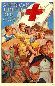 Junior Red Cross 1943