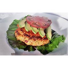 Sweet Potato Hempseed Burgers  #nutiva #chef_shanna http://nutiva.com