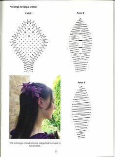 renda de bilros / bobbin lace casamento / weddings Bobbin Lacemaking, Bobbin Lace Patterns, Lace Jewelry, Needle Lace, Lace Making, Lace Flowers, Yarn Crafts, Fascinator, Projects To Try
