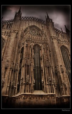 Duomo Cathedral Milan - Italy