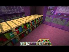 Bonne fête Violette | Maison sur Minecraft