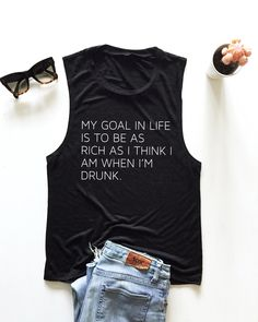 Yes, i am a girl. Yes, i like beer muscle tank Crop Tank, Tank Tops, Vintage Concert T Shirts, I Like Beer, My Goal In Life, Local Girls, Rocker Chic, Hot Mess, My Goals