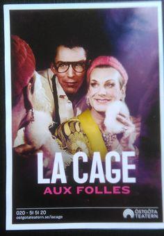 Linköping University: Sacha's blog » Blog archive » Musical 'La Cage Aux Folles'