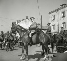 Find the perfect mannerheim stock photo. Night Shadow, Horse Photos, World History, Horse Riding, Helsinki, Homeland, Old World, Troops, Old Photos