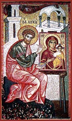 Apostle and Evangelist Luke - Orthodox Church in America
