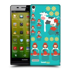 The Holiday season is about to begin and what a better way to start your countdown with this collection of Head Case Designs 12 Days of Christmas for Huawei Ascend P6