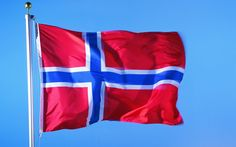 Flag of Norway wallpaper