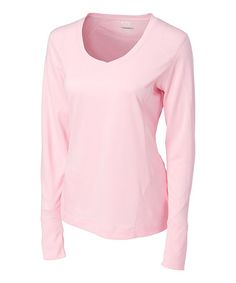 Love this Confetti Pink Mogul Scoop Neck Top - Plus Too on #zulily! #zulilyfinds