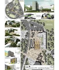 Resultado de imagen para laminas de presentacion arquitectonica