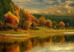 Такая яркая осень (36 фото)