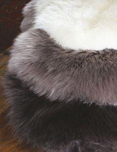 Sheepskin Rug, from Celtic Sheepskin