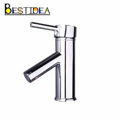 10 Years Warranty High Quality Tall Slim Polish Chrome Deck Mounted Bathroom Mixer Faucet #Affiliate