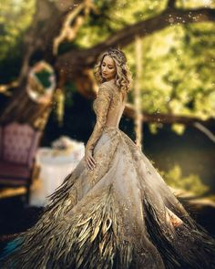 Stunning dress, hairstyle - LadyStyle Source by dresses glamour Stunning Dresses, Beautiful Gowns, Beautiful Life, Pretty Outfits, Pretty Dresses, Fantasy Gowns, Prom Dresses, Wedding Dresses, Dream Dress
