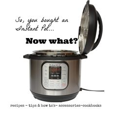 So you bought your Instant Pot, now what? When I first bought my beloved Instant Pot a year ago, I just winged it and threw some different meals in and learned as I went. I wish I had had some more…