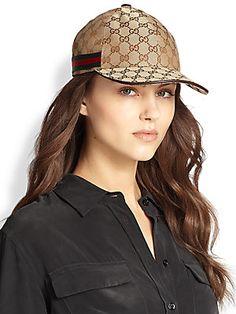 8e4d430dfdb Gucci - Logo Baseball Hat