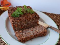 Black Beans and Quinoa combined to make a delicious, flavorful loaf. Rich, chewy, loaded with fiber and protein and very satisfying.