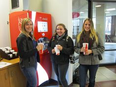 Sodexo Invites Montclair State University to Experience Coca-Cola Freestyle