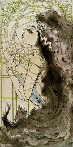 The bride of Frankenstein. ❣Julianne McPeters❣ no pin limits Horror Icons, Horror Art, Beetlejuice, Famous Monsters, Bride Of Frankenstein, Classic Monsters, Creepy Art, Halloween, Amazing Art
