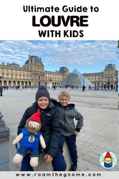 ULTIMATE GUIDE TO THE LOUVRE MUSEUM WITH KIDS. Visiting Paris with kids & want to visit the Louvre Museum in Paris but not sure if it's any good for kids. It is! There's plenty to see and do, you just need a plan. Follow our tips. We highly recommend taking a family tour to see the best child-friendly sights and must see exhibitions in the least amount of time, with engaging hands-on activities for the kids to do too. See the Mona Lisa, famous paintings, statues, & historical artworks… Paris Bucket List, Bucket List Family, Polar Express Train Ride, Hotels For Kids, Paris Travel Guide, Travel Stroller, London Tours, Paris Shopping, Kids Reading