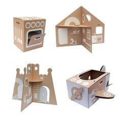 flatout frankie: cardboard toys and children's furniture