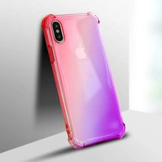Clear Ultra Soft TPU Cute Phone Case For iPhone X 10 8 8 Plus 6 6S 7 P – Touchy Style