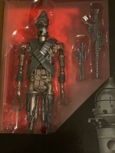 Star Wars Black Series IG-11 Best Buy Exclusive Mandalorian Bounty Hunter Sealed