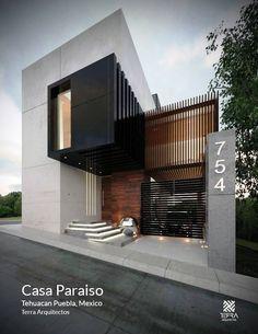 Casa Paraisoby by Terra Arquitectos