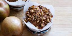 I Quit Sugar Apple + Walnut Muffins recipe.