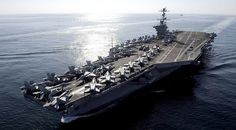 China's Top Paper Lambasts U.S. Aircraft Carrier Deployment