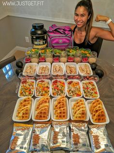 Meal prep for one person! So many of you say you don't have the time or money to prep. But this does not have to be the case. Meal prepping does NOT need to take hours nor does it have to cost you a fortune! Buy what's on sale, change your menu if the cost of what you planned doesn't fit your budget. You certainly don't have to prep all your meals either. In one hour I prepped breakfast and lunch for a week.