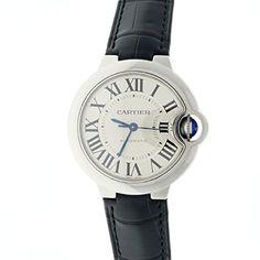 Cartier Ballon Bleu automatic-self-wind womens Watch W6920085 (Certified Pre-owned)