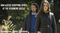 #Win a €250 Shopping Spree at the new #Vedoneire Outlet (#Dublin 12, #Ireland).  Click image to enter the #competition. Or visit our Facebook Page: https://www.facebook.com/Vedoneire/?sk=app_143103275748075  #mensapparel #irish #dublin #irishbloggers #menswearireland #mensfashionireland #walkinstown #dublin12