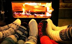 Winter cozy socks with the girls!! cant wait for the ugly sweater/Christmas parties