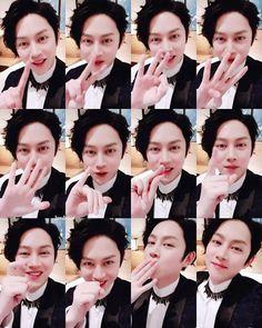 181022 heechul weibo Live cap #heechul#heenim#kimheechul#superjunior#김희철#희철#金希澈#희님#希#슈퍼주니어#SJ#LabelSJ Kim Heechul, Yesung, Super Junior, Jonghyun, Shinee, Lee Sung Min, Lee Hyuk, Last Man Standing, Most Handsome Men