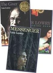 The Giver Series by Lois Lowry - suggested reading if you like Hunger Games, Uglies, Divergent
