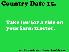 LET her drive your tractor= way to my heart! LET her drive your tractor= way to my heart! Country Strong, Cute N Country, North Country, Country Boys, Country Music, Country Girl Life, Country Girl Quotes, Country Sayings, Girl Sayings