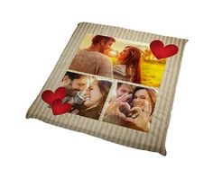 Un collage di foto per il tuo cuscino sedia