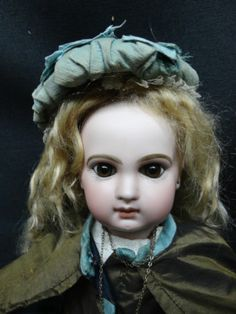 Gorgeous French BEBE Jumeau Depose 5 A O Antique Bisque Doll Perfect Circa 1886   eBay