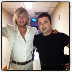 Keith and Barry in AC - keith-harkin Photo