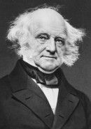 "Martin Van Buren was elected President in 1836. During his term in office, the Panic of 1837 occurred as a result of the Bank War. Van Buren could not find a solution to the depression and was quickly nicknamed, ""Van Ruin."" His failure gave the Whig Party an opportunity to enter the race."