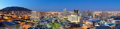 El Paso, TX: Downtown El Paso - Panorama by Brian Wancho, via Flickr