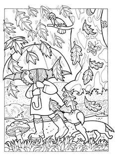 """""""Παίζω και μαθαίνω στην Ειδική Αγωγή"""" efibarlou.blogspot.gr: Φθινοπωρινές ζωγραφιές και πατρόν για εκτύπωση! Coloring Pages Winter, School Coloring Pages, Adult Coloring Book Pages, Christmas Coloring Pages, Coloring For Kids, Colouring Pages, Coloring Books, Easy Halloween Crafts, Zentangle Drawings"""
