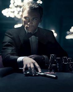 Daniel Craig as Bond by Greg Williams
