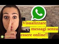 Grazie ad un trucco è possibile spiare i messaggi su WhatsApp - YouTube