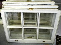 21 Ways to Reuse Old Window Frames Al got lots of old windows and we would decide how to decorate them. I have several of them in our house.